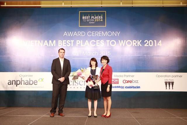 Vietnam Best Place To Work 2014
