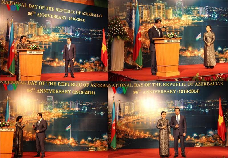 Azerbaijan National Day in Vietnam