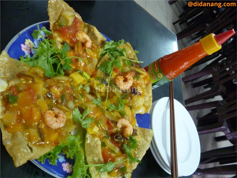 Fried Hoanh Thanh
