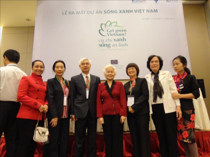 Getgreen Vietnam opening ceremony