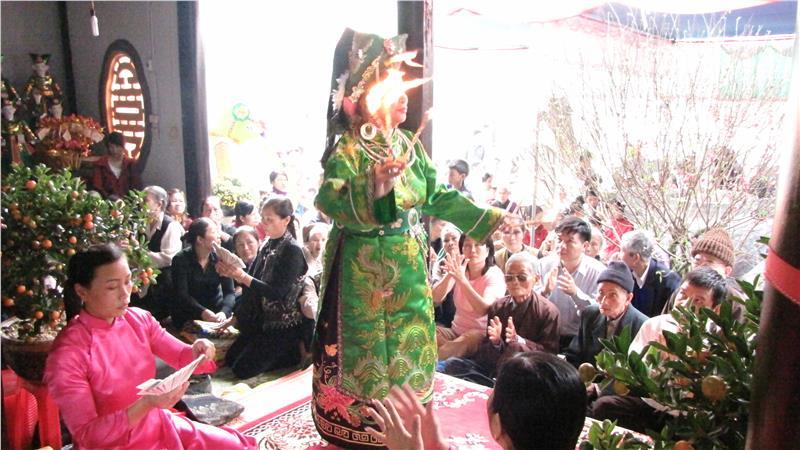 Mother Goddess worship in Vietnam