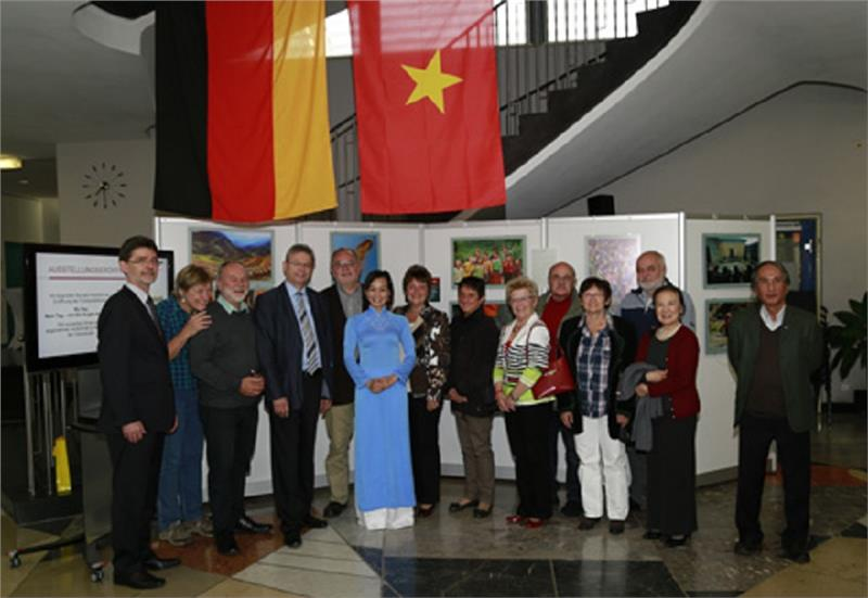 Organizing committee of the exhibition