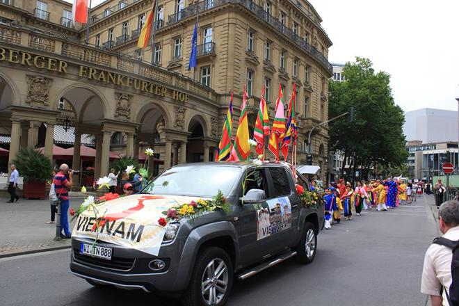 Vietnamese culture promoted in Cultural Festival in Germany
