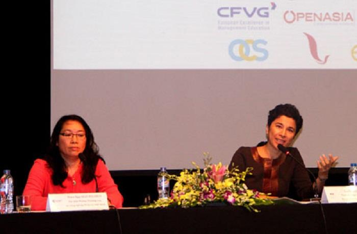 France – Vietnam Job Fair 2014 opened in Hanoi