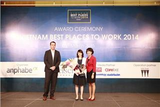 Vietnam Best Place To Work 2014