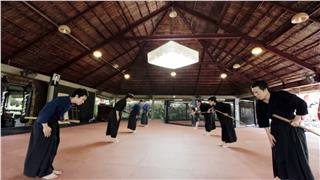 Traditional Japanese martial art in Vietnam