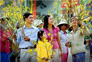 Vietnamese family customs