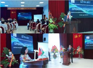 Open Azerbaijani History and Culture Studies Center in Hanoi