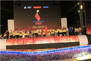 Shining Vietnam Fortitude Gala in Ho Chi Minh City