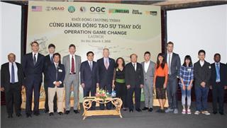 Vietnam - US wildlife protection program