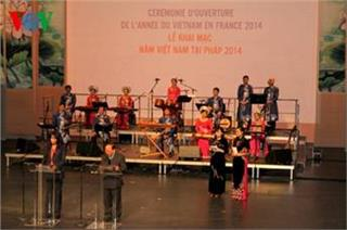 Vietnam Week celebrated in France