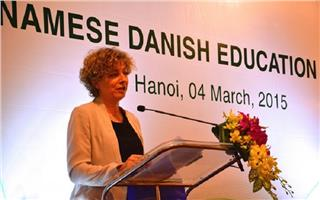 Vietnam education receives Danish support