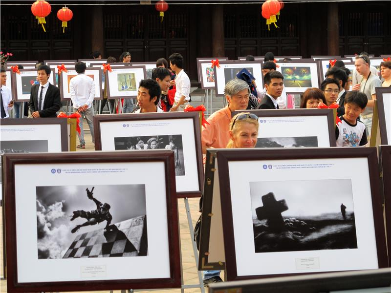 International Artistic Photo Contest 2015 in Vietnam launched