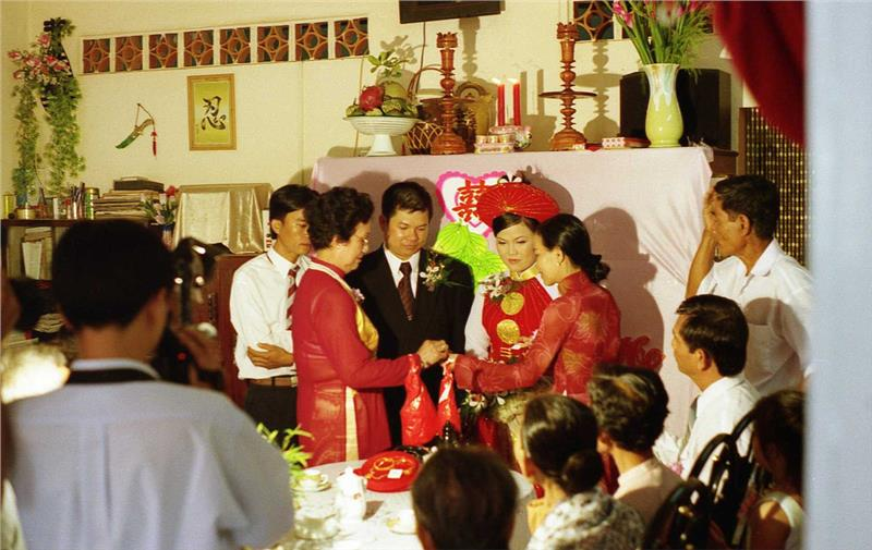 Think, that dating and marriage customs in vietnam can you