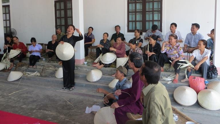Vi-Giam folk singing gets UNESCO recognition