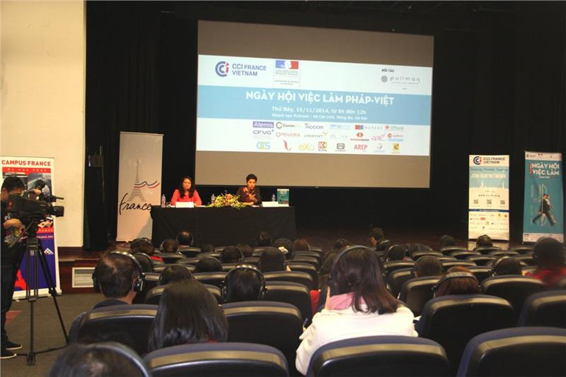 Vietnam - France Job Fair Forum
