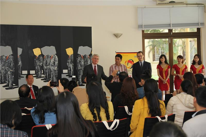Vietnam - Germany relation anniversary conference