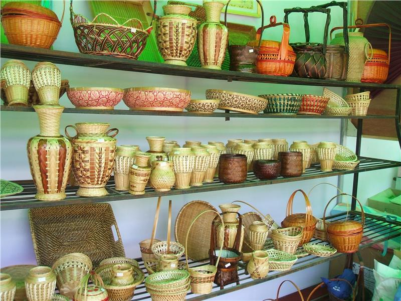 Vietnam handicrafts to be in the festival