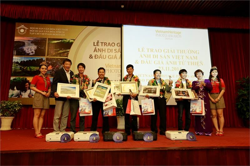 Vietnam Heritage Photo Awards Ceremony