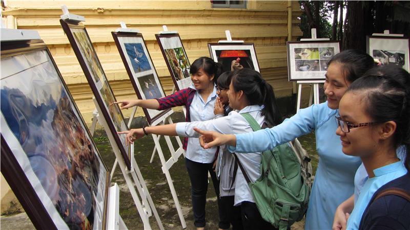 Vietnam Heritage Photo Exhibition 2014