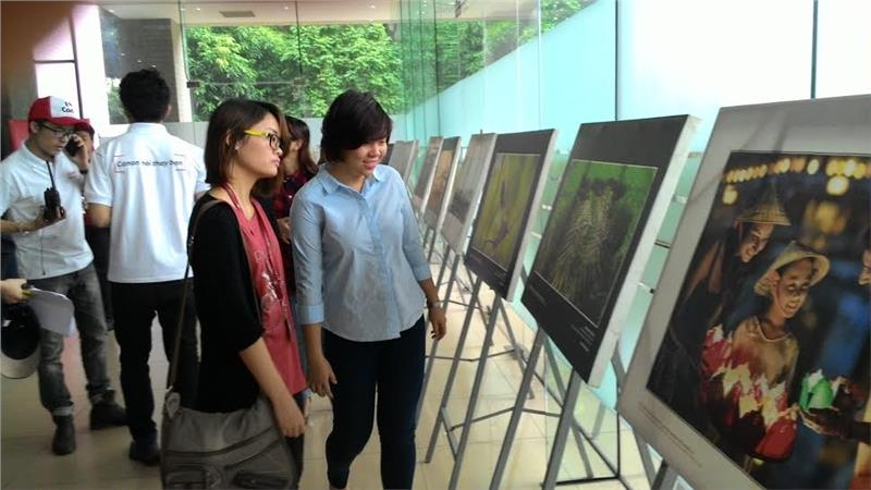 Vietnam Heritage Photos Exhibition in Hanoi