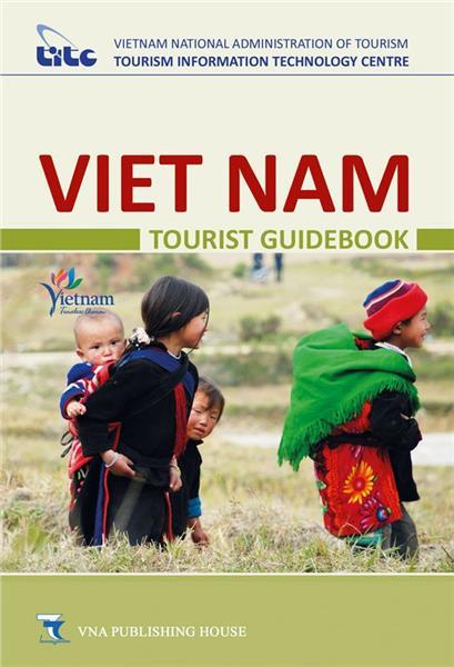 Vietnam travel guide book