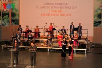 Vietnam Week celebrated in France