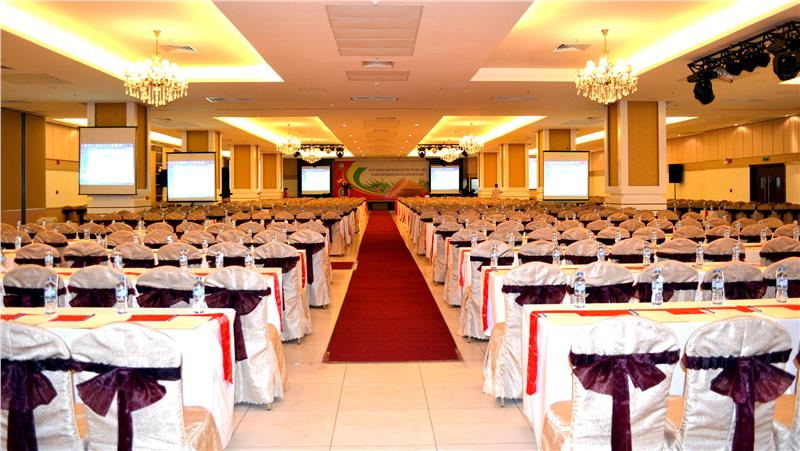 Hera Palace conference room for MICE tourism