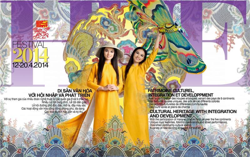 Hue festival 2014