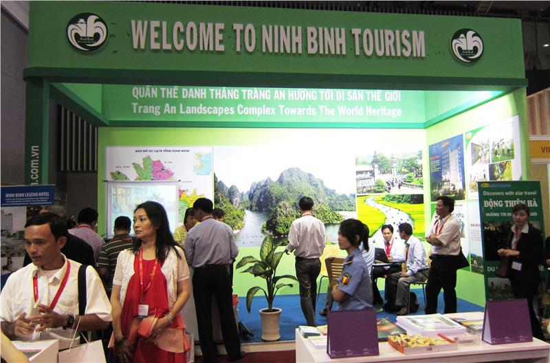 International Travel Expo 2014 in Ho Chi Minh City