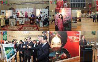 Vietnamese culture exhibition in Amsterdam