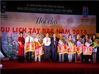 1st Vietnam Northwest Tourism Fair successful