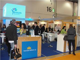 Vietnam tourism promoted in World Travel Market 2014