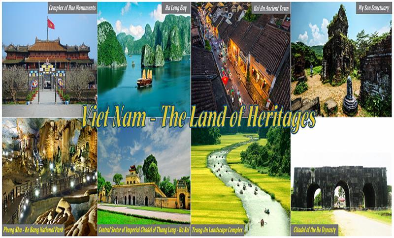 Honor Vietnam heritages in VITM 2015