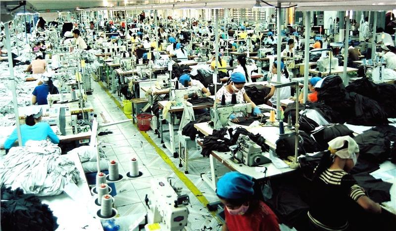 Vietnam textiles and garments