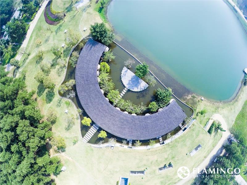 Flamingo Dai Lai Resort opens outdoor hot-water pool