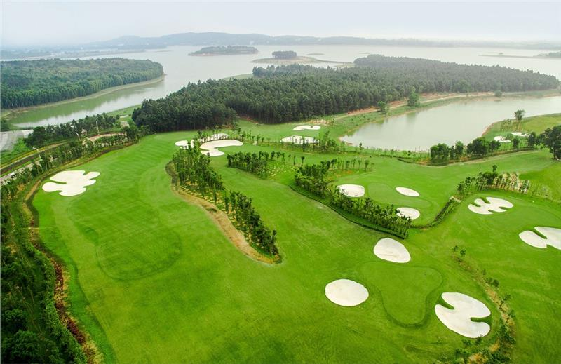 Flamingo Dai Lai Resort golf course opened