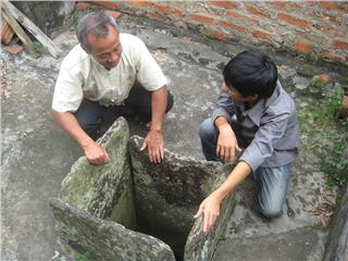 Mysterious 600-year-old wells in Vinh Phuc