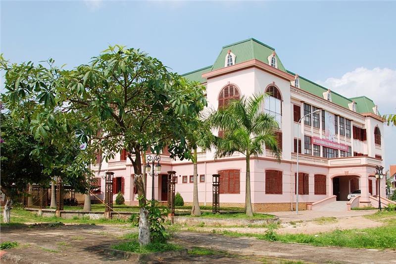 Vinh Phuc Library