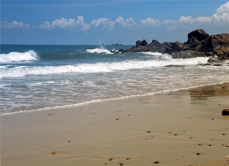 Ho Coc beach in Vung Tau