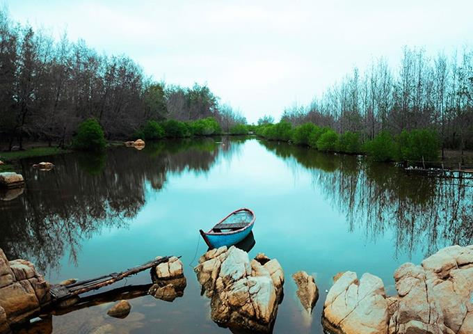 Hồ Cốc – Hồ Tràm