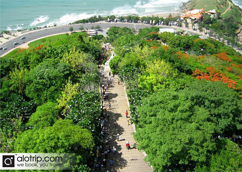 beautiful Vung Tau city