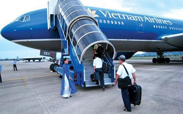 Check in online Vietnam Airlines qua mạng Internet