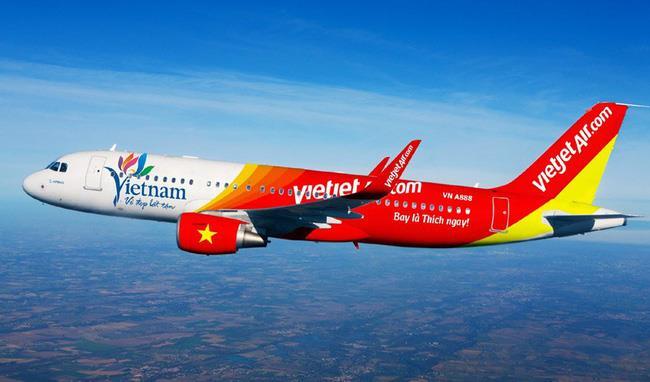 Cách săn vé máy bay giá rẻ của Vietjet Air