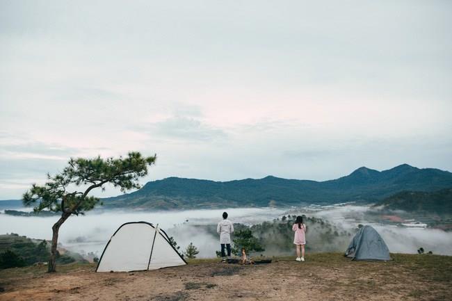 Top 4 địa điểm cắm trại Đà Lạt không nên bỏ lỡ