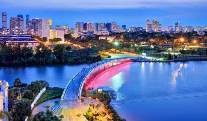 Tổng hợp các địa điểm đi chơi ở Sài Gòn thú vị 2018
