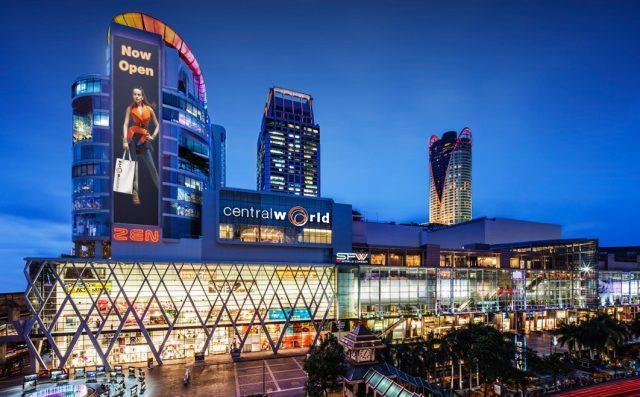 Review các địa điểm mua sắm ở Thái Lan