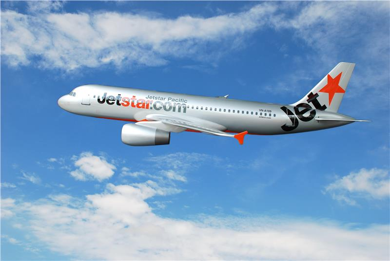 Kiểm tra chuyến bay jetstar bằng điện thoại