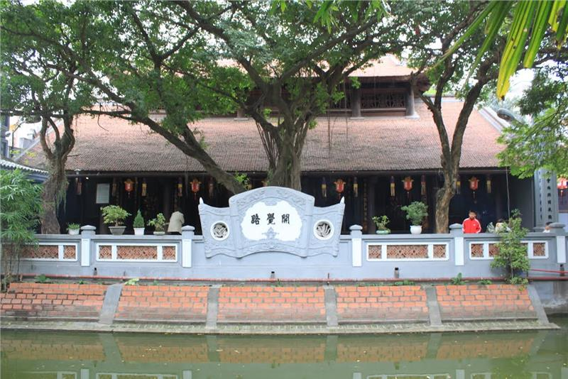 Top 5 các chùa ở Hà Nội nổi tiếng linh thiêng
