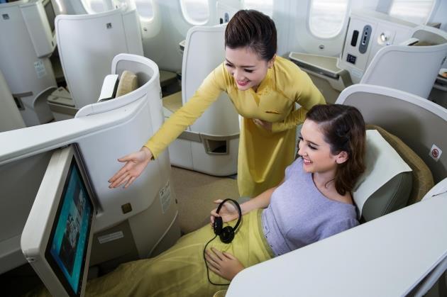 Cách đặt vé máy bay đi Hàn Quốc hạng thương gia nhanh nhất